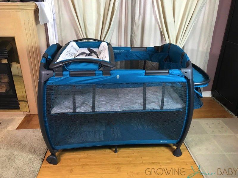 Joovy Room Nursery Center Playard Growing Your Baby