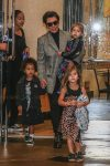 Kris Jenner, Penelope Disick, North West, Reign Disick at Coco
