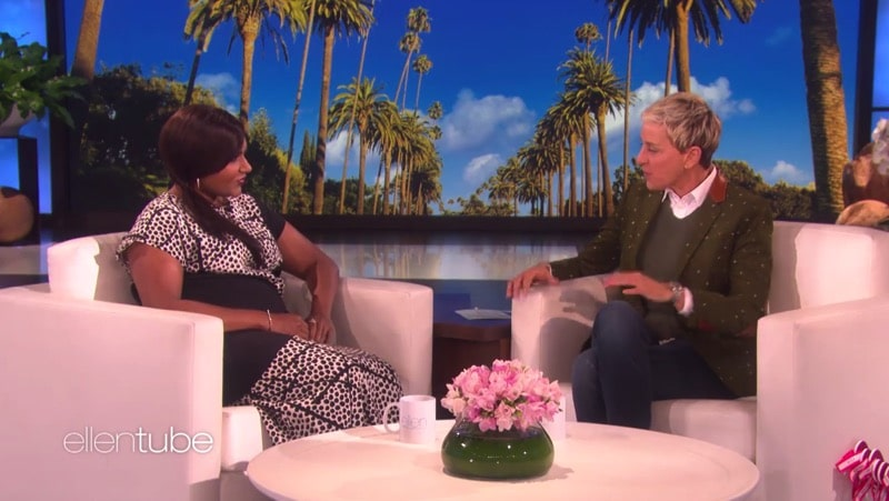 Pregnant-Mindy-Kaling-on-ellen