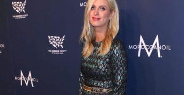Pregnant Nicky Hilton at the Humane Society's To The Rescue Gala in NYC f