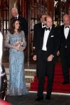 Prince William and Catherine Duchess of Cambridge attend the Royal Variety Performance
