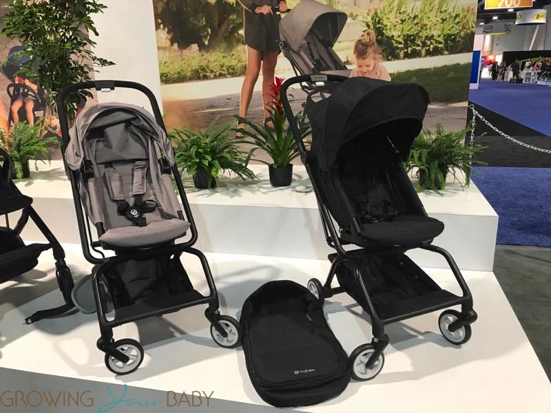 Cybex Eezy S Twist Stroller Growing Your Baby
