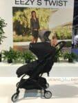 cybex Eezy S Twist stroller - forward facing