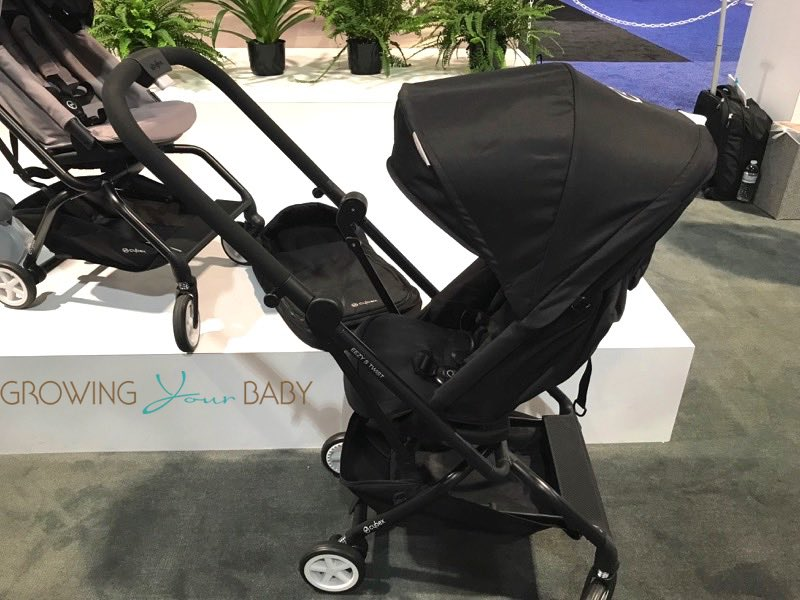 Cybex Eezy S Twist Stroller Rear Facing Growing Your Baby