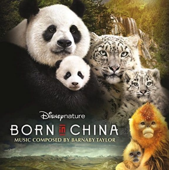 Born in China Movie