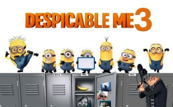 Decpicable Me 3 the movie