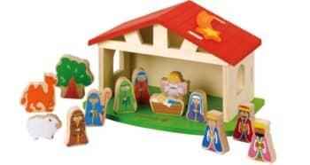 EverEarth Nativity Set - kid friendly