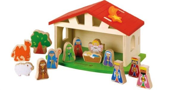 EverEarth Nativity Set - kid friendly