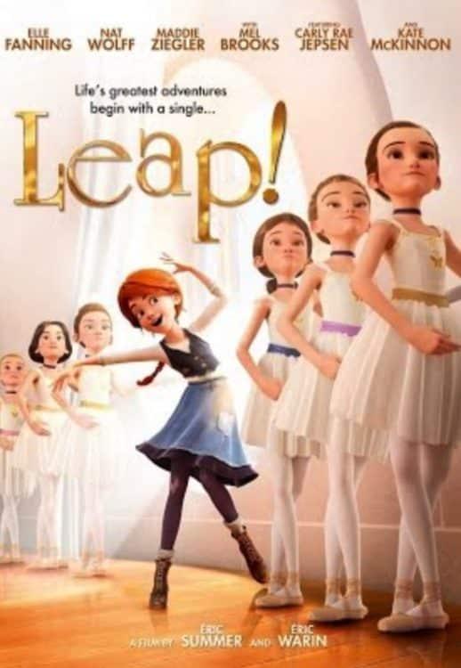 Leap movie 2017