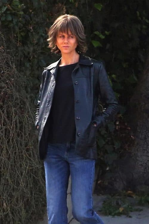 "Nicole Kidman is barely recognizable in costume for ""Destroyer"""