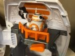 Playskool Heroes Star Wars Galactic Heroes BB-8 Adventure Base - trap door