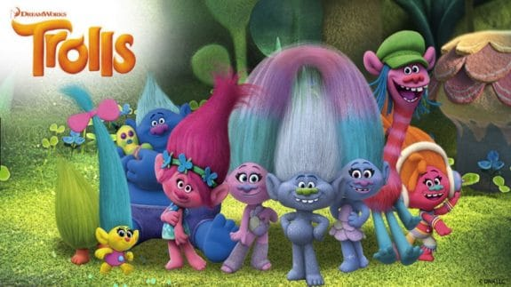 Trolls The movie
