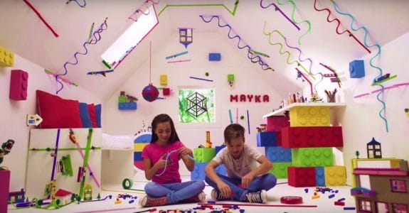 mayka Lego block tape