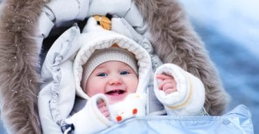 7 Tips for Protecting Your Baby's Skin This Winter