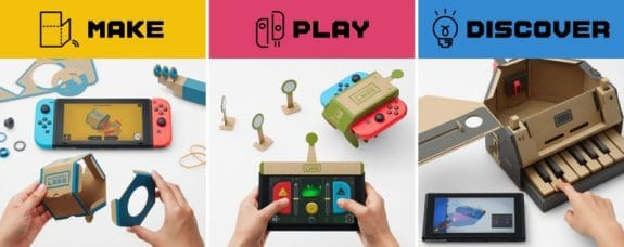 Make-Play-Discover Variety Kit