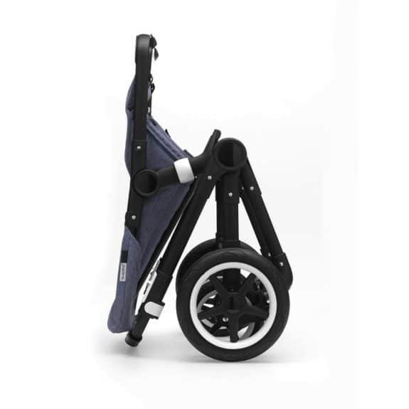 bugaboo fox stroller - stand on its own