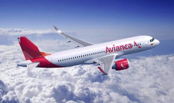 Baby born on Avianca Airline