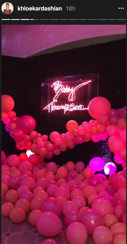 Khloe Kardashian Baby Shower Bel Air Hotel Growing Your Baby