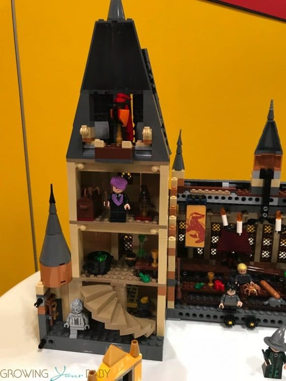 LEGO Harry Potter Hogwarts Great Hall 2018