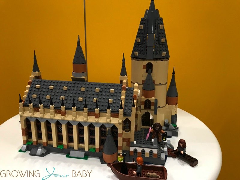 Castle Themed Baby Room
