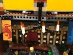 LEGO Harry Potter Hogwarts Great Hall - lighting
