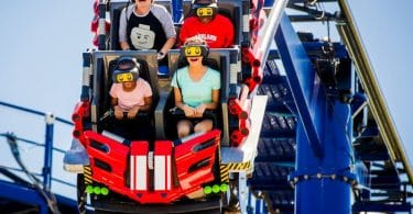 LEGOLAND Florida Resort Debuts Virtual Reality Roller Coaster Adventure