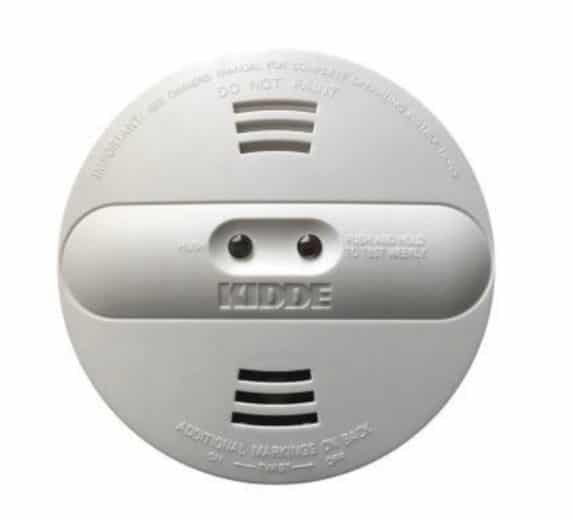 RECALL - 492,000 KIDDE Smoke Alarms Due To Manufacturing Defect