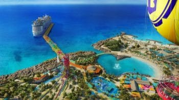 Up, Up and Away on cococay