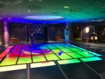 Disney Dream Oceaneer Club - light upfloor