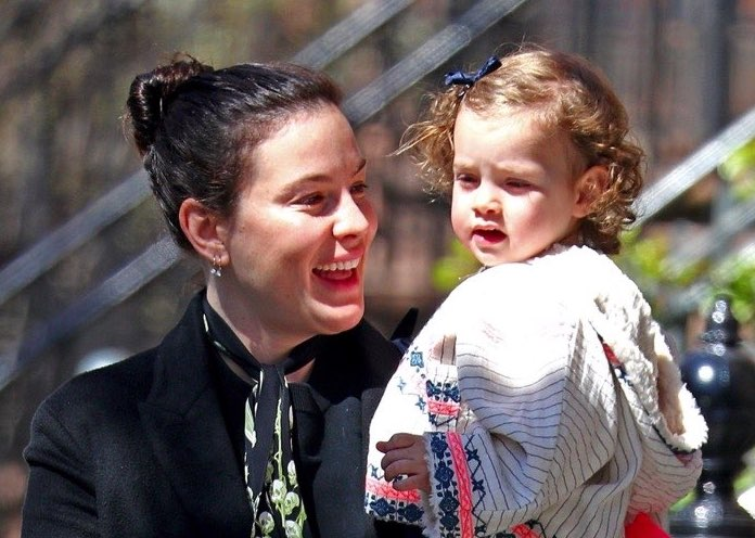 Liv Tyler Steps Out With Her Daughter In The Big Apple