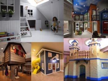Roundup indoor playhouses