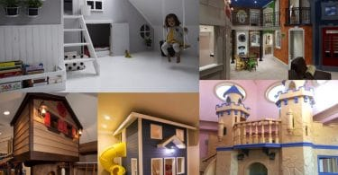 Roundup indoor playhouses