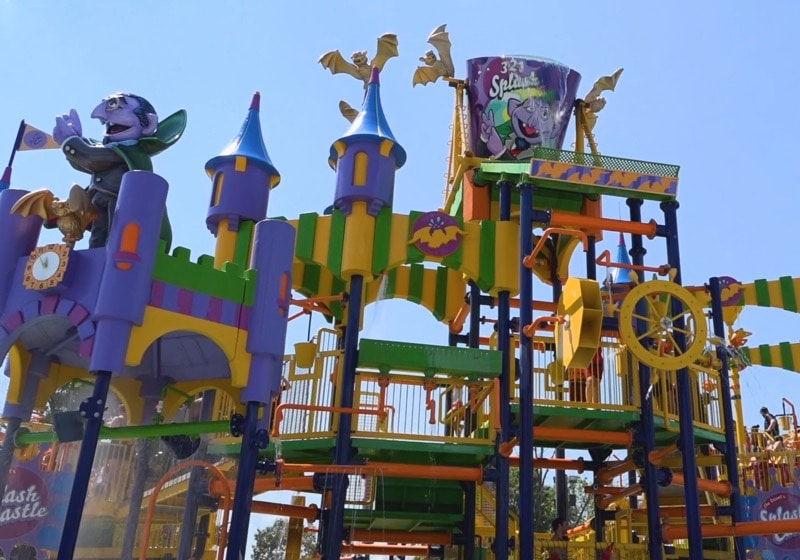 Sesame Place Water Park Growing Your Baby