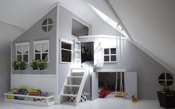 Studio La Maison Indoor Kids Playhouse