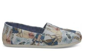 Toms Debuts Magical Disney Princess Collaboration - cinderella shoes