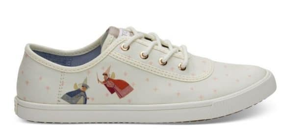 Toms Debuts Magical Disney Princess Collaboration - fairy godmother laceups