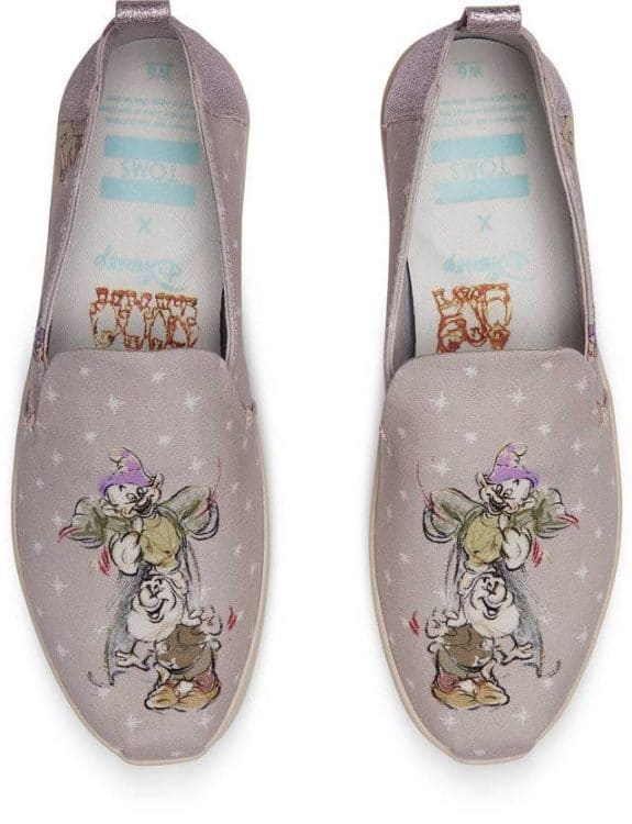 Toms Debuts Magical Disney Princess Collaboration - sleeping beauty