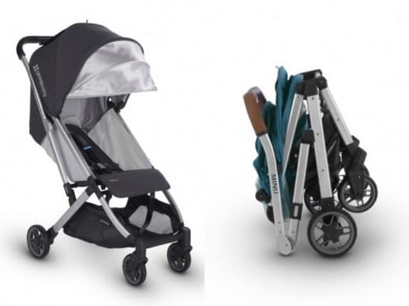 UppaBaby Minu compact travel Stroller