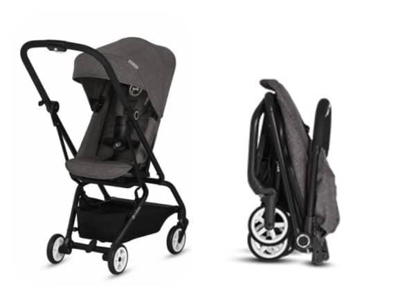 compact travel stroller Cybex Eezy S Twist