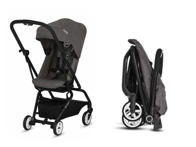 Compact Travel Stroller Cybex Eezy S Twist Growing Your Baby