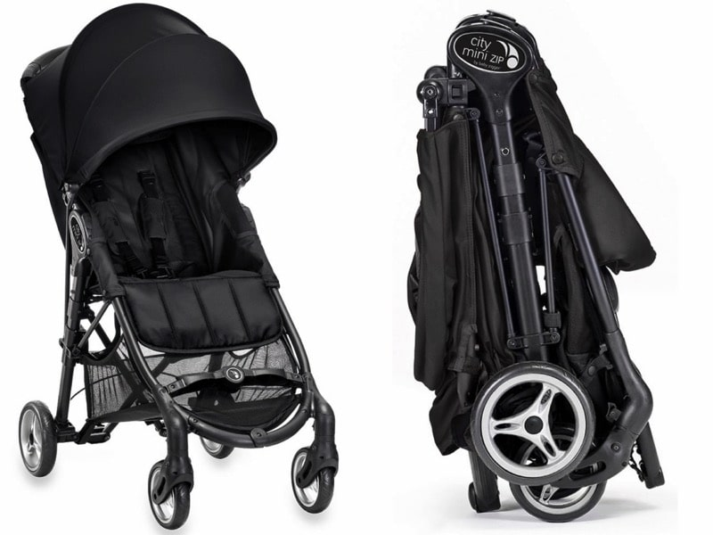 compact travel stroller baby jogger city mini ZIP ...
