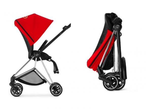 compact travel stroller cybex mios
