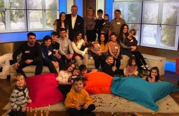 Britain's Largest Family Announces Baby number 21 Is On The Way!