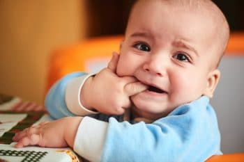 FDA Issues Warning About Teething Products Containing Benzocaine