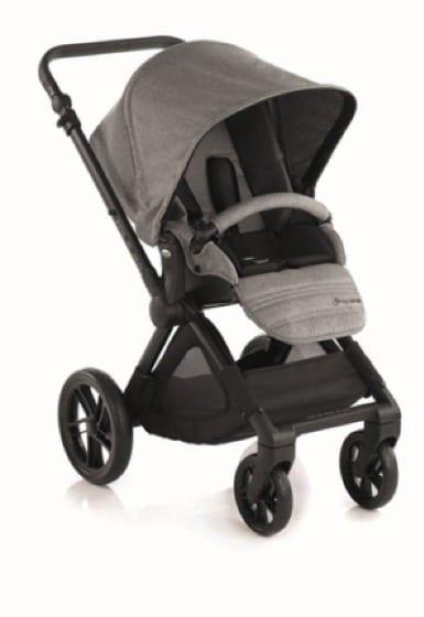Jane muum stroller recall - grey