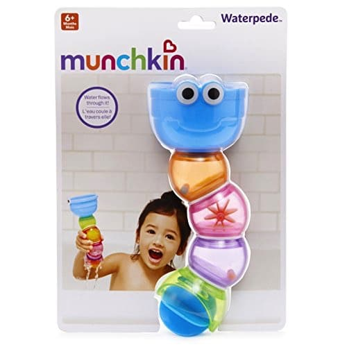 RECALL - 72,000 Munchkin Waterpede Bath Toys Due to Choking Hazard