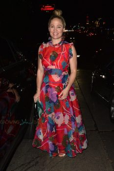 Pregnant Erika Christensen at the Max Mara WIF Face Of The Future Event