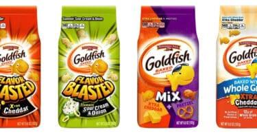 Pepperidge Farm goldfish cracker recall