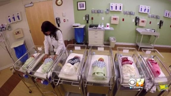 Texas Hospital Delivers 48 Babies In 41 Hours