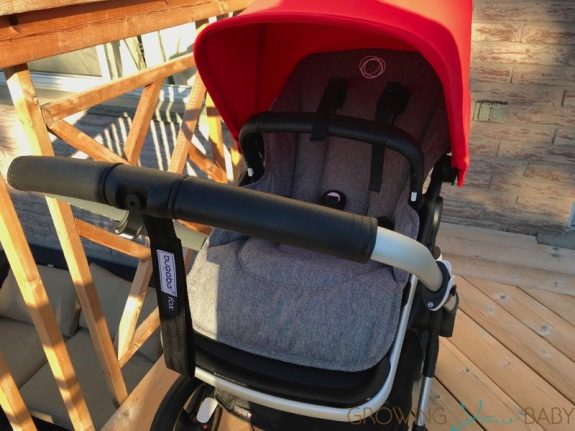 bugaboo fox - forward facing seat